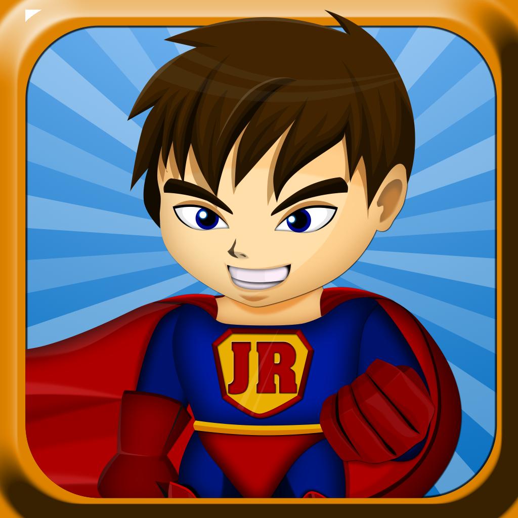 A Super Boy Of Steel Run Free