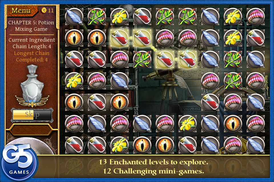 Screenshot The Magician's Handbook: Cursed Valley (Full)