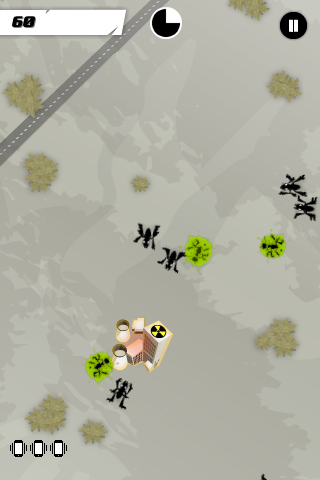 Screenshot Psycho Alien Ninja Ants